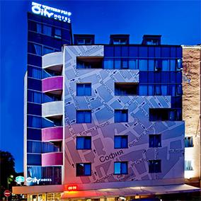 Бест Уестърн Плюс Сити Хотел