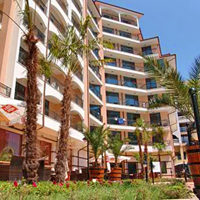 Hotel Complex Karolina