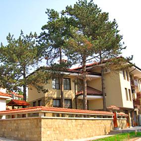 Къщи за гости Четирите бора