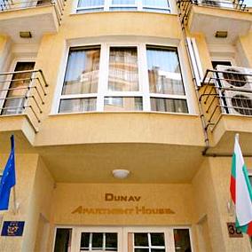 Апартаментен Хотел Дунав