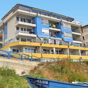 Apartment on the beach S&J