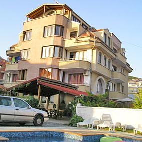 Къща за гости Олимпия
