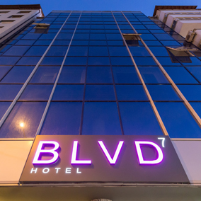 Хотел BLVD7