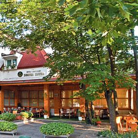 Хотел Ресторант Златна котва
