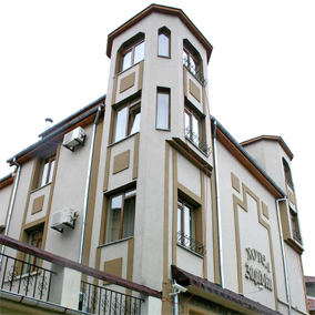 Бутиков Хотел Замъка