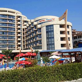 Хотел Фиеста М