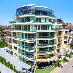 Бест Уестърн Хотел Европа