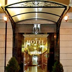 Хотел Максим
