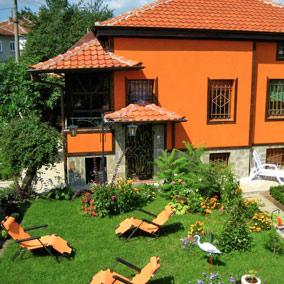 Къща за гости При Чорбаджийката