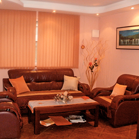 Hotel Apartments Orange Flower