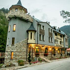 Къща за гости Замъка Хорлог