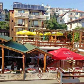 Къща за гости Рубин и Ресторант Булгаре