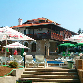 Хотел Палмира