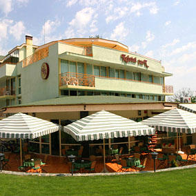 Хотел Кристел Парк
