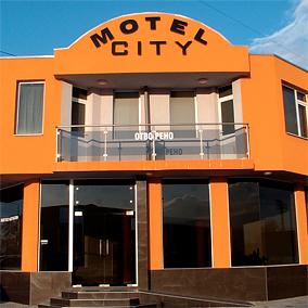 Сити Мотел Хотел