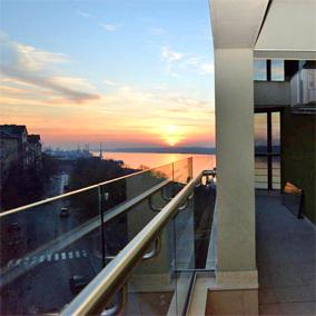 Апартамент Залез над Дунава